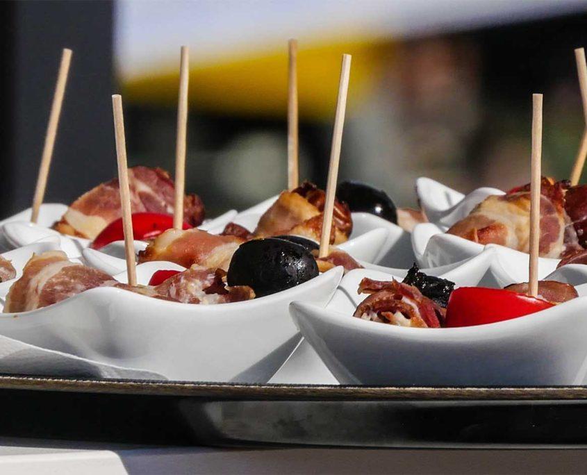 Essen und österreichischer Wein