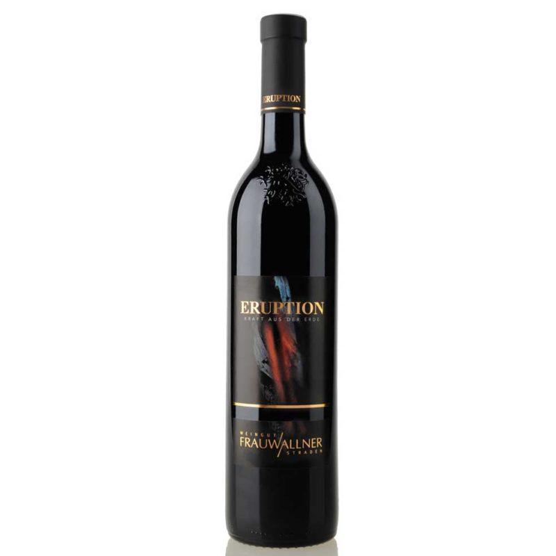 gehaltvoller Weisswein, Eruption Weiss,Morillon, Weingut Frauwallner