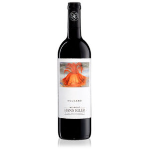 Vulkano, Weingut Igler, Rotwein-Cuvée Österreich