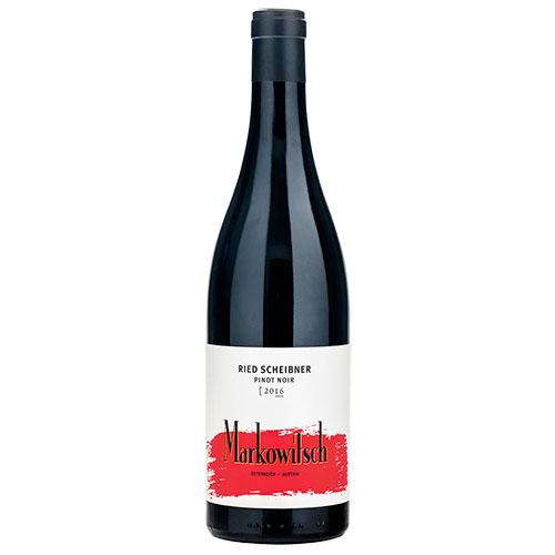 Pinot Noir,Ried Scheibner, Markowitsch