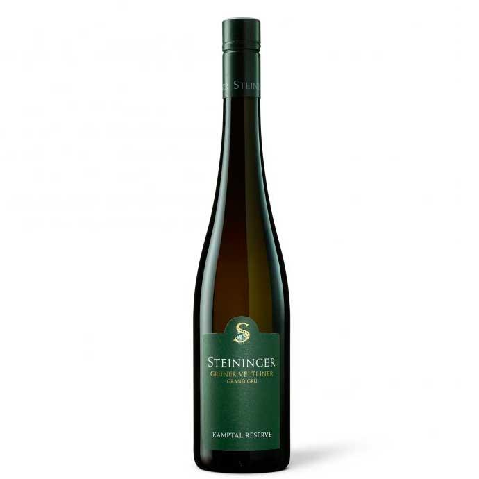 Grüner Veltliner Grand Grü, Weingut Steininger bei Strubel Wein