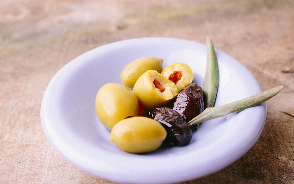 Welcher Wein passt zu Oliven