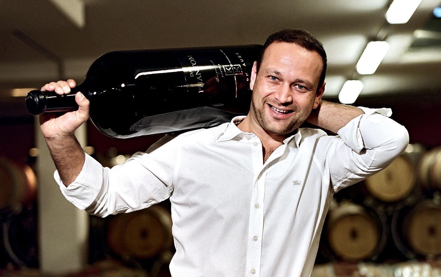 Österreichischer Wein in der Schweiz-Kirnbauer