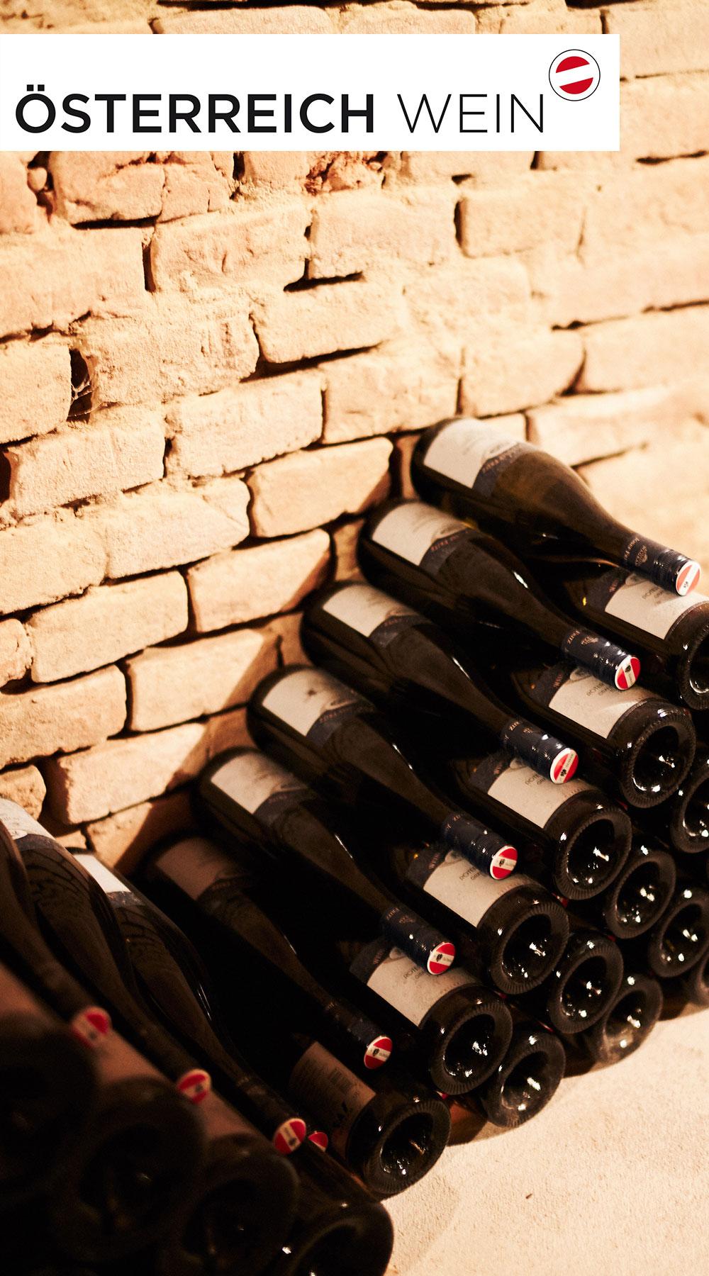 Weingut Josef Fritz bei Strubel Wein, Schweiz