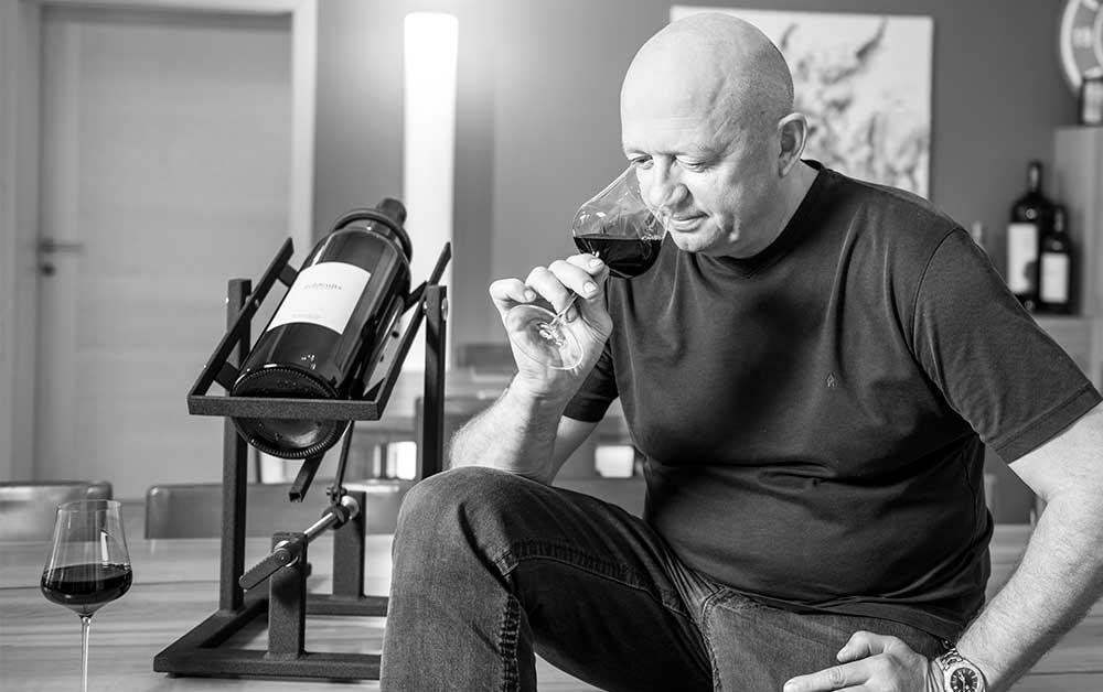 Robert Goldenits, Öesterreichische Weine in der Schweiz