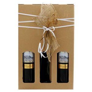 Der Wildstrubel hat einen Wein, Geschenkset Strubel Privat Cuvée