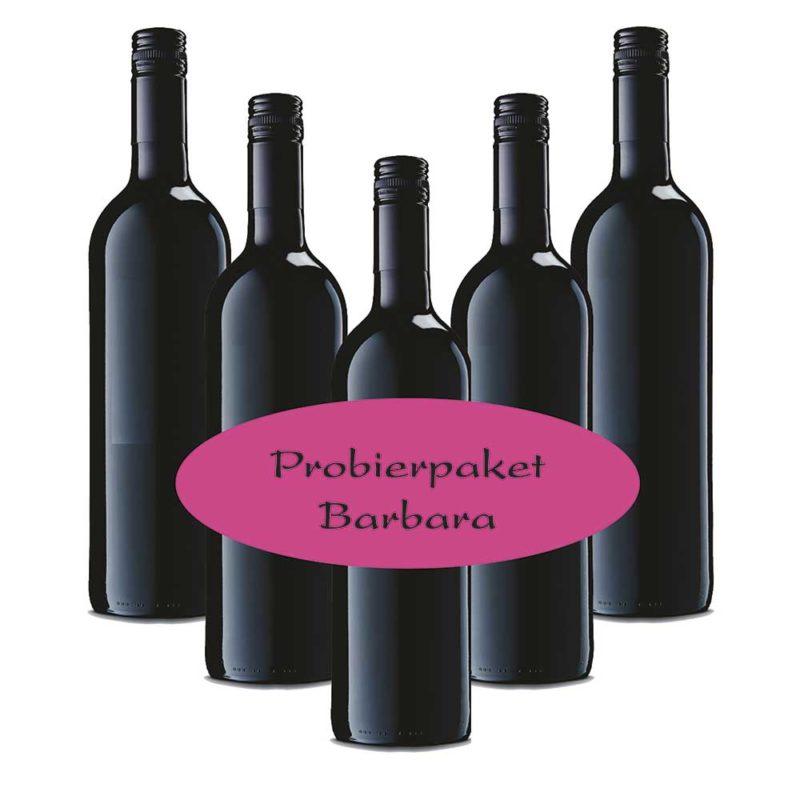 Lieblingsweine Barbara, östrreichischer Wein