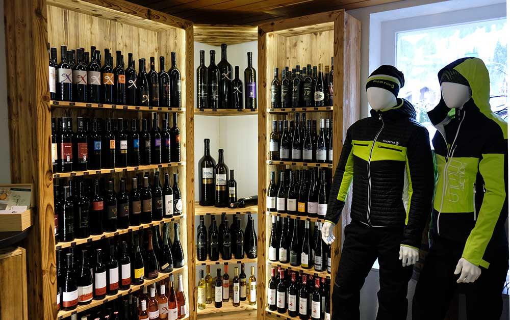 österreichischer Wein in Lenk bei Strubel Sport