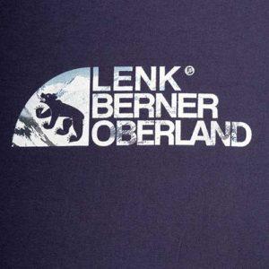 Lenk T-Shirt mit berner Bär