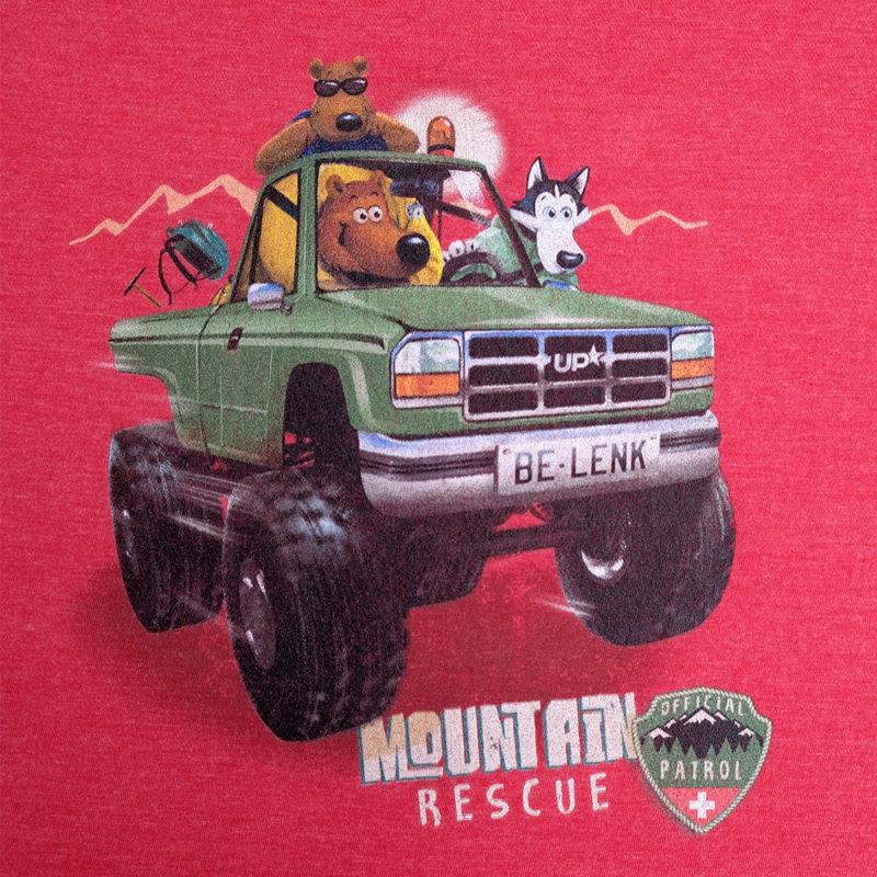 Bergrettung Lenk T-Shirt