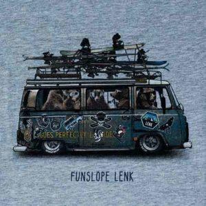 T-Shirt Funslope Lenk