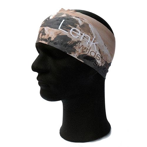 Lenk Stirnband mit Wildstrubel